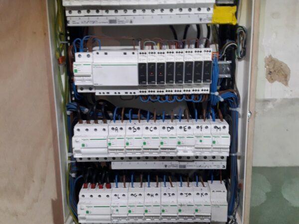 Elektriciteitskast Buurman Jos