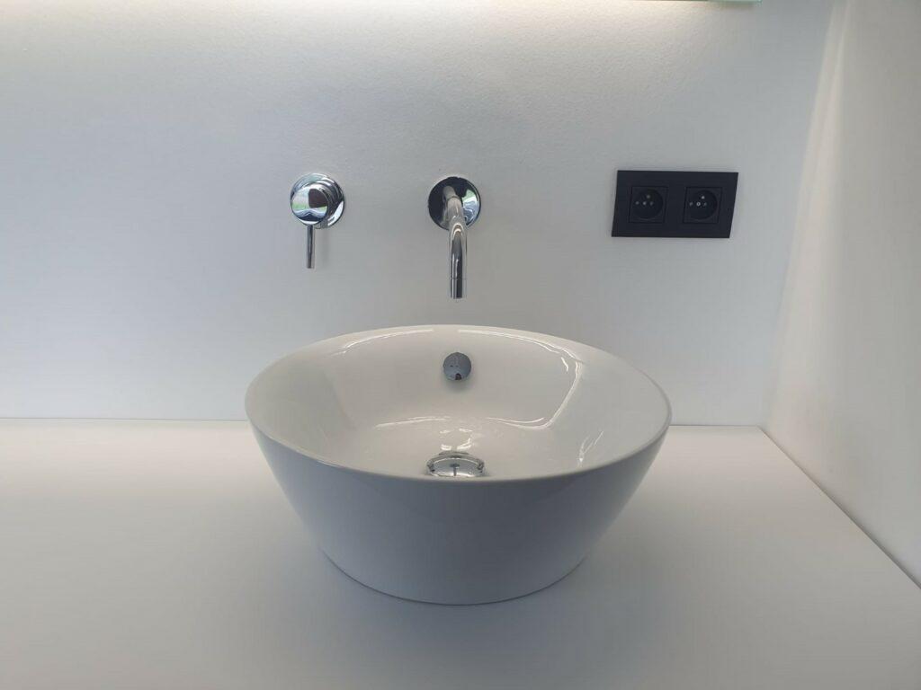 Vloerverwarming en badkamer Miguel Vandamme